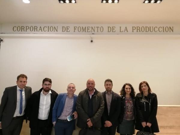 GERTUKO y GARAPEN organizan misión comercial a Chile