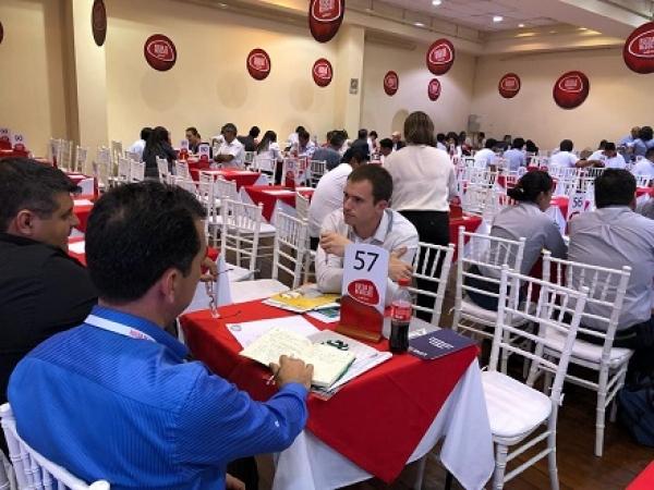 GERTUKO PARTICIPA EN LA RUEDA DE NEGOCIOS INTERNACIONAL DE BOLIVIA