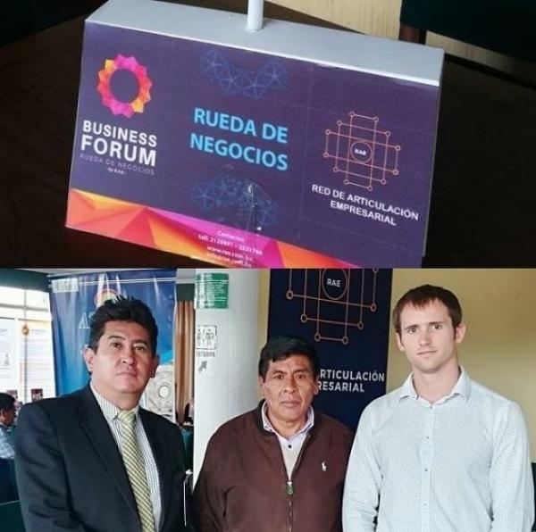 GERTUKO participa en la rueda de negocios de minería de La Paz (Bolivia)