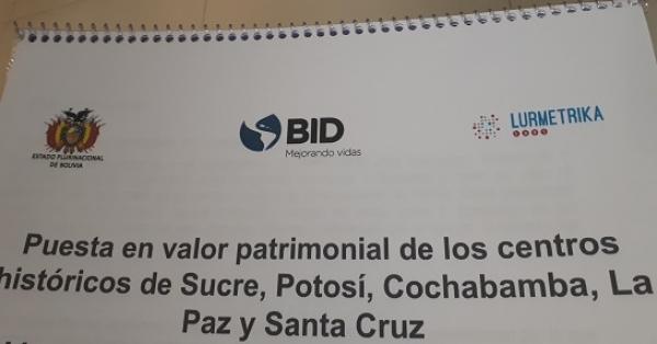 GERTUKO participa en proyecto de desarrollo en Bolivia