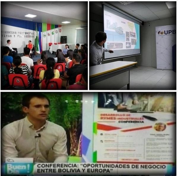 GERTUKO sigue reforzando su presencia en Bolivia